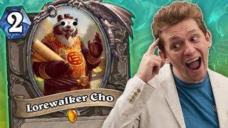 Breaking The Meta With Lorewalker Cho!