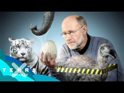 Ausgestorbene Arten auferstehen lassen? | Harald Lesch