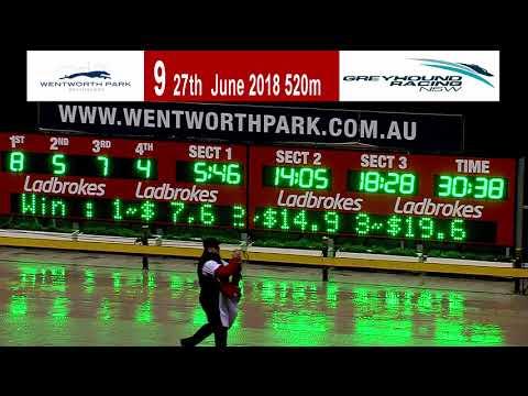 WENTWORTH PARK-27062018-RACE-9