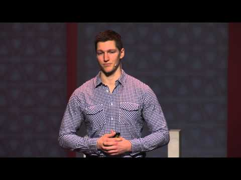 How to make healthy eating unbelievably easy | Luke Durward | TEDxYorkU