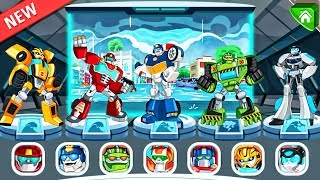 Video Transformers Rescue Bots: Disaster Dash Hero Run | Rescue Bots Special Missions! By Budge #1 MP3, 3GP, MP4, WEBM, AVI, FLV Januari 2019