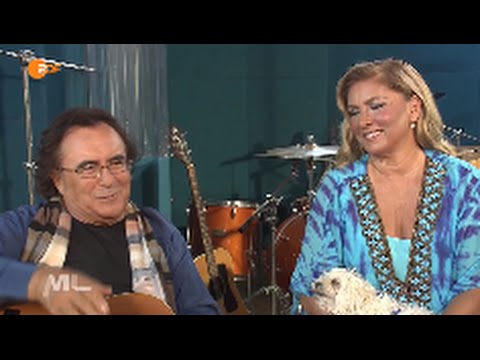 bellissima video intervista ad al bano e romina power