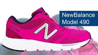 New Balance Model 490 - фото