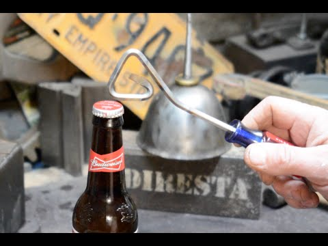 Ten DIY Beer Bottle Openers