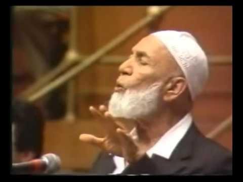 Ahmed Deedat - Jesus Is Not God