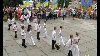 В Ніжині святкували День прапора
