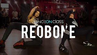 Childish Gambino  - Redbone | Alexander Chung & Jade Chynoweth Choreography | DanceOn Class