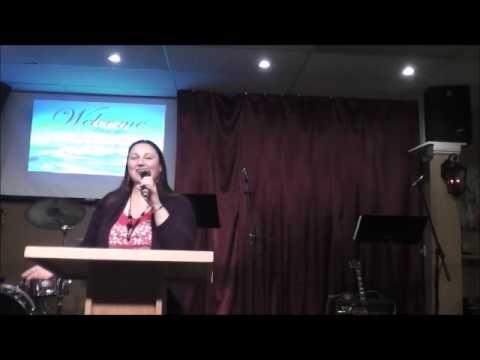 Eva Gegeny – Heaven (Testimony), Rancho Cucamonga, CA, Jan.11, 2015