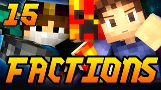 "Minecraft Factions ""EPIC BANDIT TRAP!"" Episode 15 Factions w/ Preston and Woofless!"