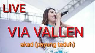 Via Vallen - Akad  payung teduh live Sumowono SERA 2017