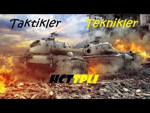 Taktikler Teknikler - 2 World of Tanks Blitz