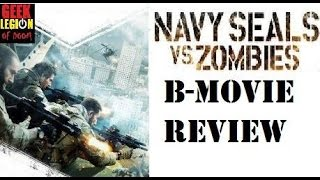 Nonton Navy Seals Vs  Zombies   2015  Michael Dudikoff   B Movie Review Film Subtitle Indonesia Streaming Movie Download