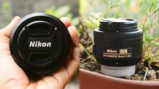 My Latest Lens! My Unboxing & Review of the Nikon AF-S DX Nikkor 35mm f/1.8G. I've been eyeing this lens for a while now and am so excited to review it for you guys! Nikkor 35mm f1.8G AF-S DX Lens (Buy Here): http://amzn.to/2qfOYMFLooking for a good upgrade over your Nikon Kit lens? Try out the Nikkor 35mm f/1.8G AF-S DX Lens for you nikon crop censored camera. I'm sure you won't be disappointed!GOT SOME EXTRA BUCKS ON YOU? HELP ME GROW BY DONATING HERE - https://patreon.com/bigbadroidNEW TO MY CHANNEL? GO HERE!- https://www.youtube.com/bigbadroid?sub_confirmation=1FOLLOW ME :DMY TWITTERhttp://www.twitter.com/bigbadroidMY FACEBOOKhttp://www.facebook.com/bigbadroidMY INSTAGRAMhttp://www.instagram.com/bigbadroid