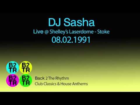 DJ Sasha live @ Shelleys - Stoke 8th Feb 1991