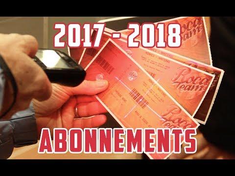 Teaser campagne d'abonnements 2017-2018