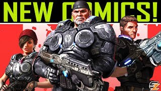 """Gears of War 4 New Comics Books Series announced for 2018!●Gears of War 4 Civilian Anya Character Gameplay: http://bit.ly/2vt0bcb●Gears of War 4 What does mean for New Characters: http://bit.ly/2tpQObQWelcome back to another Gears of War 4 Video! Today's video is discussing Gears of War 4 New Comic Book Series that has been announced for 2018 release.•Twitch: http://www.twitch.tv/sasxsh4dowz•Twitter: https://twitter.com/SASxSH4DOWZ•Facebook: https://www.facebook.com/SASxSH4DOWZ●Intro by Monsty - https://www.youtube.com/user/monstyARTSSubscribe for more videos! - Shadowz---Video upload by ShadowzGears of War 4 © Microsoft Corporation. """"Gears of War - New Comics Series announced for 2018!"""" was created under Microsoft's """"Game Content Usage Rules"""" using assets from Gears of War 4 and it is not endorsed by or affiliated with Microsoft.Microsoft Content Usage Rules: http://www.xbox.com/en-US/developers/..."""