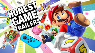 MARIO PARTY (Honest Game Trailers)