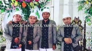Download Lagu SHOLAWAT NARIYAH Voc H.Khoirul Yani (Mahabbatain) terbaru Music: Mas Wahyu Al Alawiyyah ( latihan) Mp3