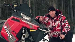 3. TEST RIDE: 2014 Polaris RMK Assault 800