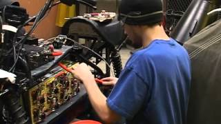 9. Electric ATV Conversion Battery Powered EV at the University of Alaska Fairbanks DIY How To Convert