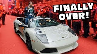 3 Million Dollar Lawsuit From A Gumball 3000 Lamborghini Rental by Super Speeders