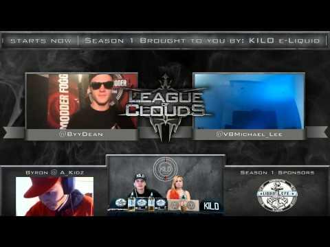 League of Clouds: Season 1 ep 4 - November 4th, 2015