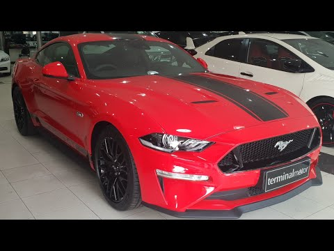 In Depth Tour Ford Mustang GT 5.0 V8 [6th Gen Facelift] (2018) - Indonesia