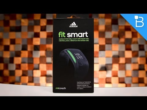 Adidas miCoach FIT SMART Heart Rate Monitor Review