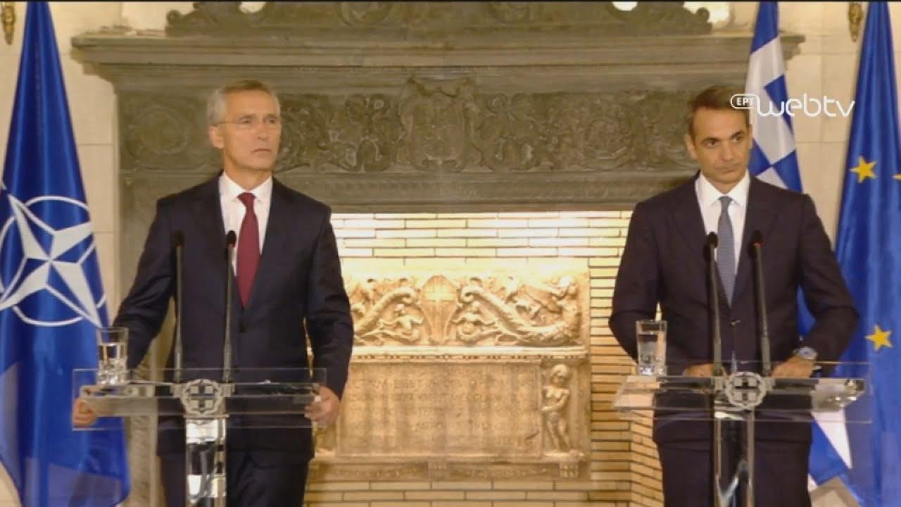Κυρ. Μητσοτάκης: Η Ελλάδα καταδικάζει την παραβίαση συνόρων και Συνθηκών