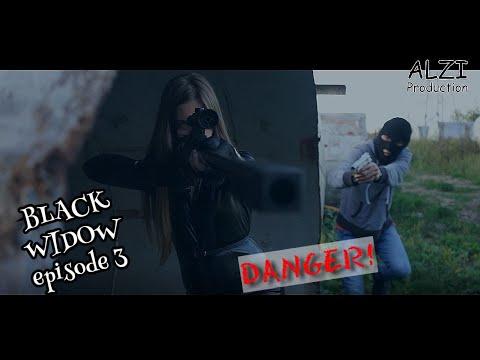 Black Widow Fan series episode 3 (Marvel Comics/Superheroine/Short movie/Fan Film)