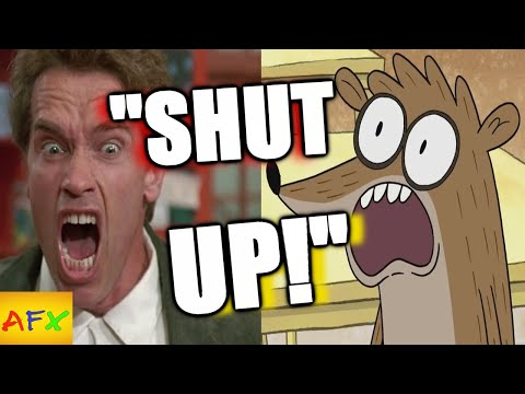 """""""Shut Up!"""" SUPERCUT by AFX"""