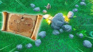 *NEW* Buried Treasure Item LOCATION in Fortnite!