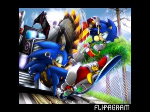 Dangerous-Group 1 Crew/ Sonic & Shadow