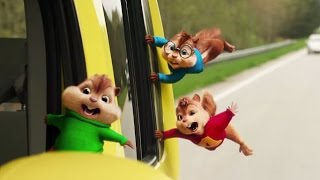 Nonton Alvin And The Chipmunks  The Road Chip    Official Trailer  1 2015    Regal Cinemas  Hd  Film Subtitle Indonesia Streaming Movie Download