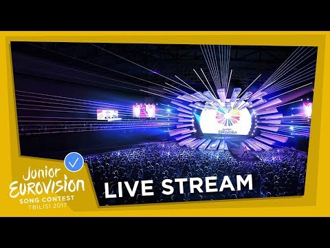 JUNIOR EUROVISION SONG CONTEST 2017 - LIVE STREAM (видео)