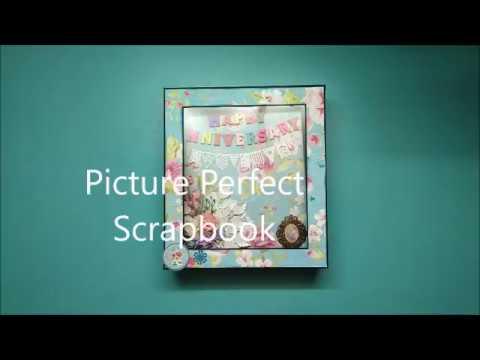 picture perfect Scrapbook