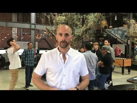 Startup Talks In The Park Series | Speaker Alain Gazaui