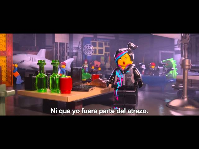 La LEGO película - Featurette