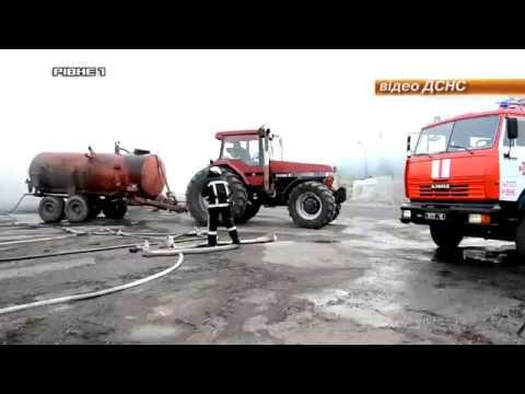 Недбалість пожежників чи погане матеріальне забезпечення? [ВІДЕО]