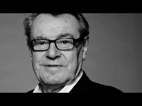 Miloš Forman - Nearly 50 cinematic luminaries, visionaries, and dignitaries have come to the Walker via its Regis Dialogue and Film Retrospective. Miloš Forman, the subject...