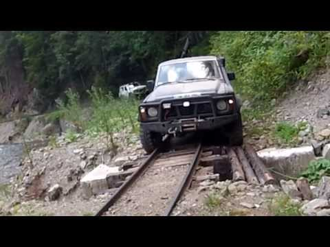 Rumunia 4×4 Off-Road Expedition GoPro 2013