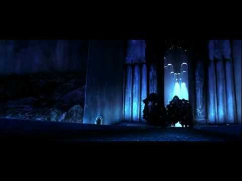 The LOTR - The Fellowship Of The Ring (Official Trailer 2 HD Blu Ray)
