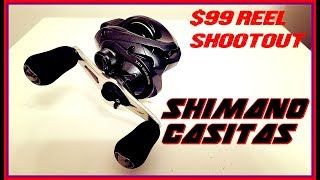 Video $99 REEL SHOOTOUT FINAL CONTESTANT: SHIMANO CASITAS MGL....? MP3, 3GP, MP4, WEBM, AVI, FLV Mei 2019