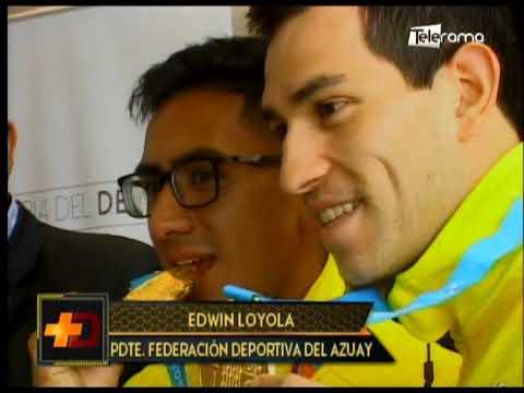Azuayos obtuvieron 5 medallas de oro en Panamericano de Lima