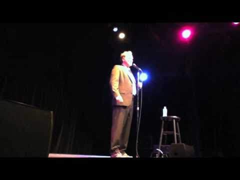 Norm MacDonald at Hamilton Place March 9, 2011 - Vid #2