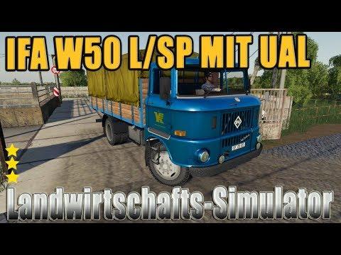 IFA W50 L/SP mit UAL v2.0