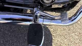 1. 2014 Harley-Davidson Sportster SuperLow 1200T