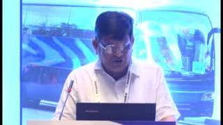 Babubhai Zadafiya, Chairman, Amdavad Municipal Transport Services