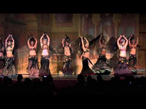 Rachel Brice & Datura at Tribal Fest 14 Part 2: Rachel Solo and Finale (видео)