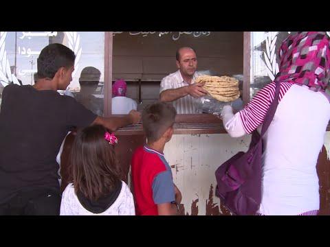 العراق: خبز وملح بين اللجوء السوري والنزوح العراقي